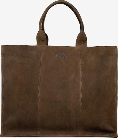KLONDIKE 1896 Shopper 'Dakota' in braun, Produktansicht