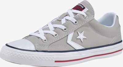 CONVERSE Sneaker 'Star Player Ox' in hellgrau, Produktansicht