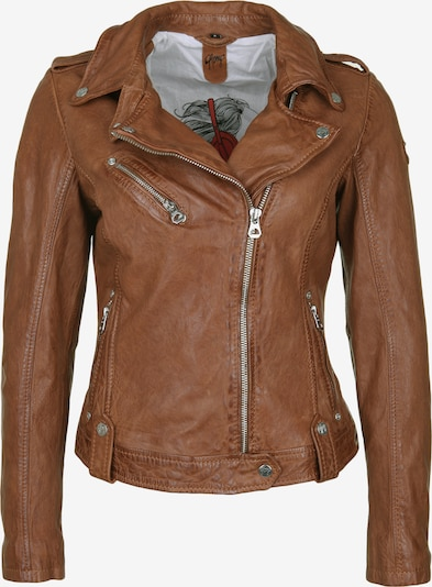 Gipsy Between-season jacket in cognac, Item view