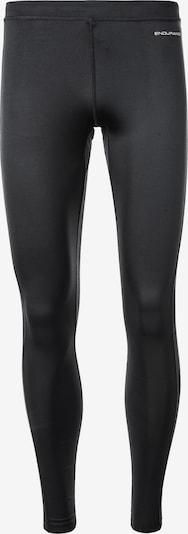 ENDURANCE Sporthose 'Zane' in schwarz, Produktansicht