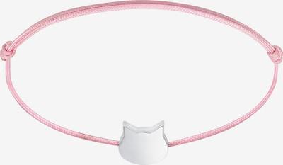 ELLI Sieraden in de kleur Oudroze / Zilver, Productweergave