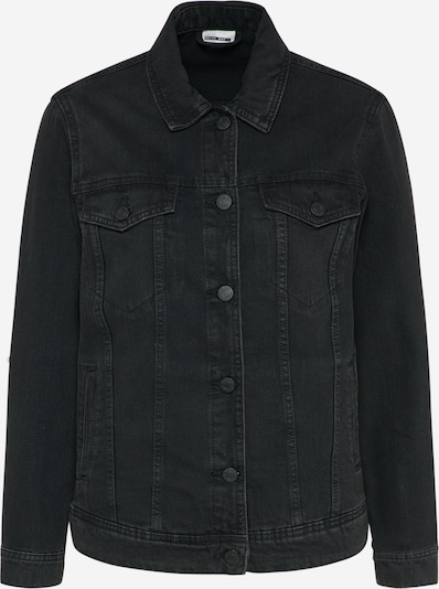 Noisy may Jeansjacke in schwarz, Produktansicht