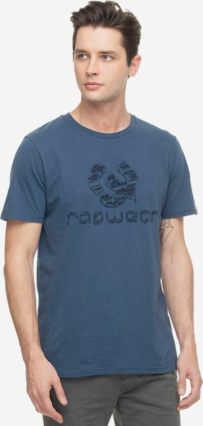 Ragwear T-Shirt ' TEEBS ORGANIC ' in dunkelblau, Produktansicht