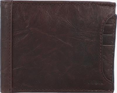 FOSSIL Geldbörse 'Neel' in kastanienbraun, Produktansicht