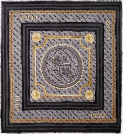 GUESS Schal 'Candace' in grau / schwarz, Produktansicht