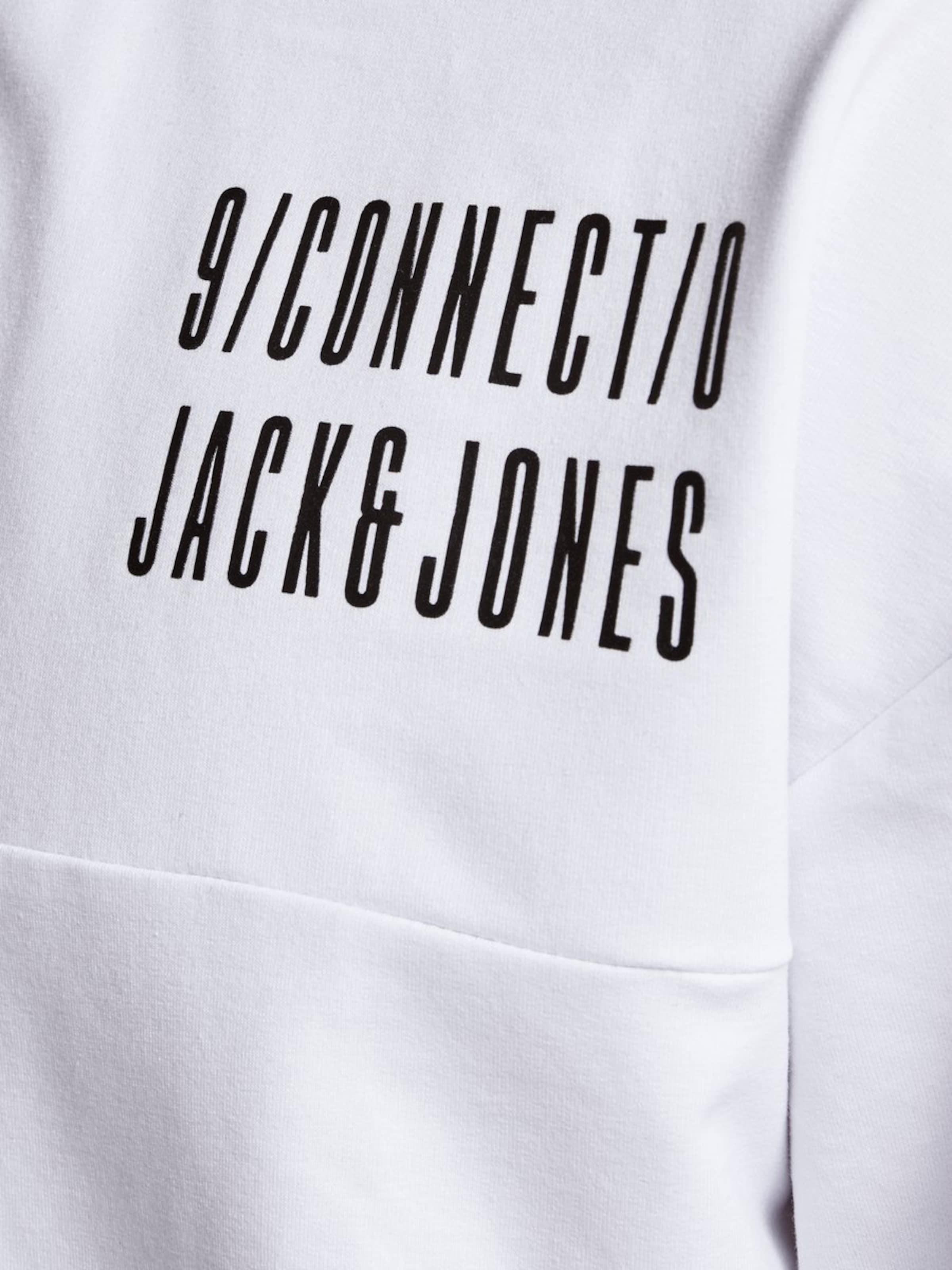 Sweat Blanc En shirt Jones Jackamp; mbvgyIY6f7
