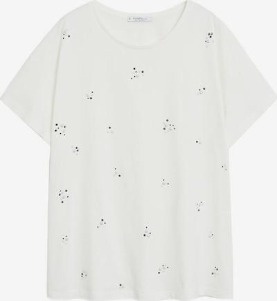 VIOLETA by Mango T-shirt in weiß, Produktansicht