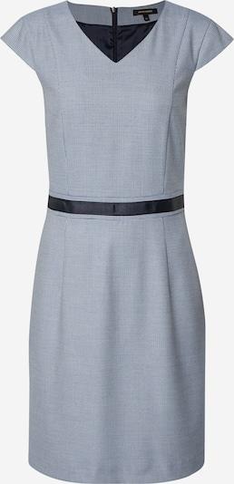 Trumpa kokteilinė suknelė iš MORE & MORE , spalva - melsvai pilka, Prekių apžvalga