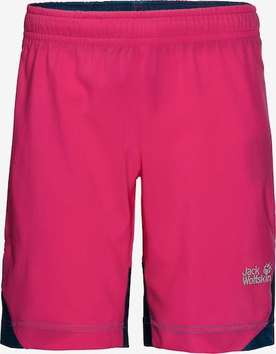 JACK WOLFSKIN Shorts in pink, Produktansicht