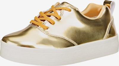 BUFFALO Sneaker in gold, Produktansicht