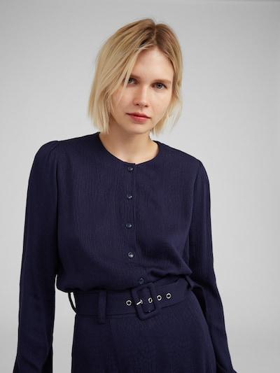 Palaidinė 'Fiorella' iš EDITED , spalva - tamsiai mėlyna, Modelio vaizdas