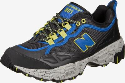 new balance Schuhe 'ML801' in blau / schwarz, Produktansicht