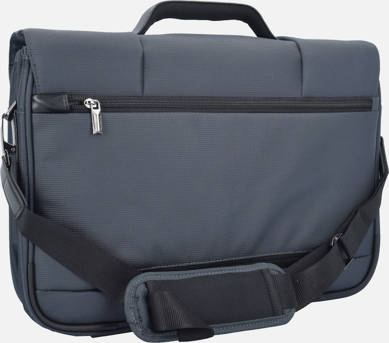 SAMSONITE XBR Aktentasche I 45 cm Laptopfach