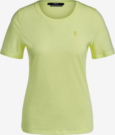 SET T-Shirt in grün, Produktansicht