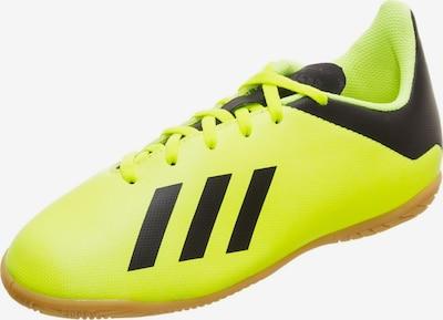 ADIDAS PERFORMANCE Fußballschuh in gelb / schwarz, Produktansicht