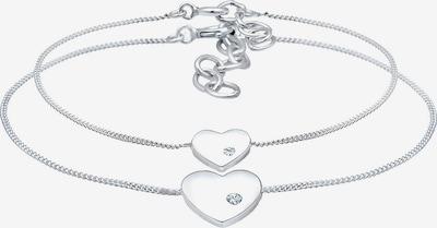 ELLI Armband 'Freundschaft' in silber, Produktansicht