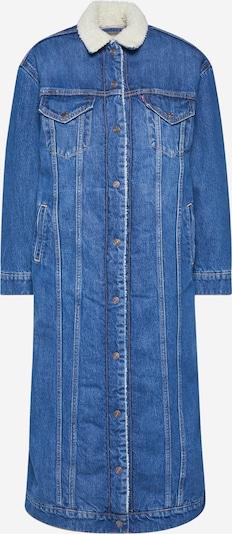 LEVI'S Płaszcz zimowy 'SHERPA' w kolorze niebieski / białym, Podgląd produktu