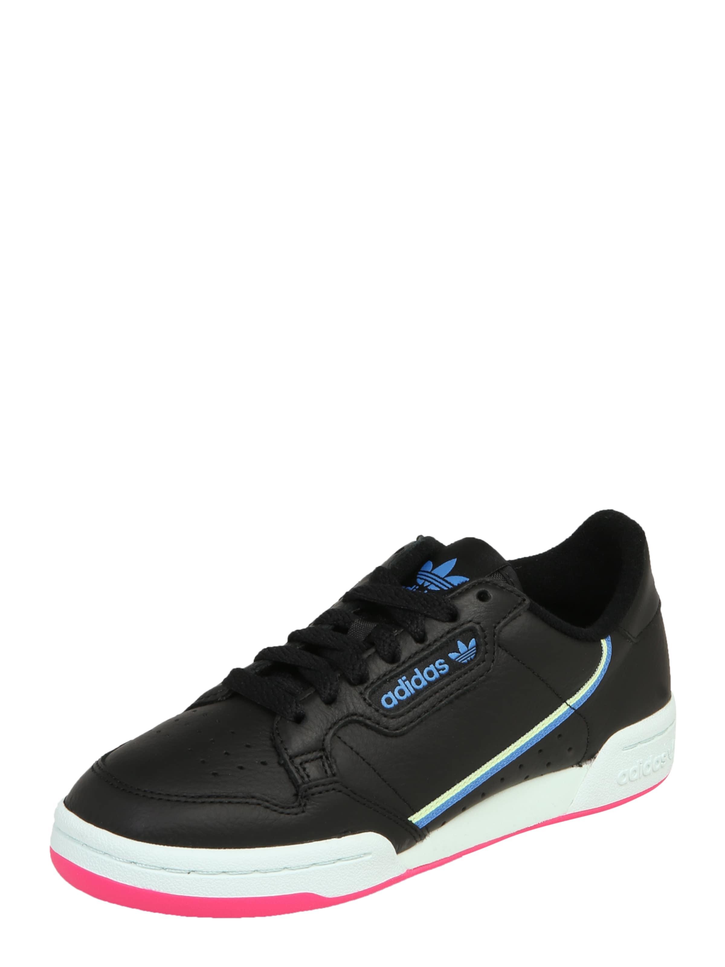 80' Originals Weiß In 'continental Adidas Sneaker wNv0m8n