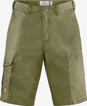 Fjällräven Outdoor Pants 'Karl Pro' in Green