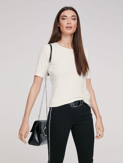 heine T-Krekls pieejami gandrīz balts: Priekšējais skats
