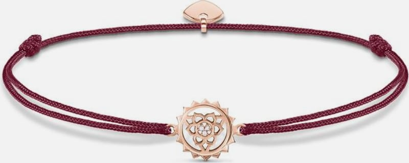 Thomas Sabo Armband 'Little Secret 'Chakra', LS034-898-10-L20v'