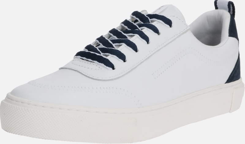 Marc O'Polo Sneakers laag 'Venuse 3' in de kleur Navy / Wit, Productweergave