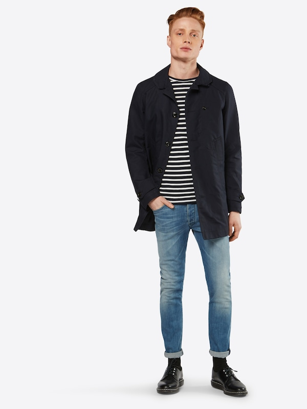 T 'chestnut shirt NoirBlanc Minimum Sweatshirt' En uc3Tl15JFK
