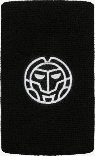 BIDI BADU Schweißband 'Cody Tech' in schwarz / weiß, Produktansicht