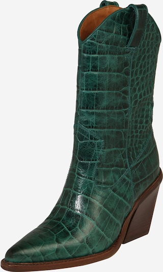Cizme 'NEW-KOLE' BRONX pe smarald, Vizualizare produs