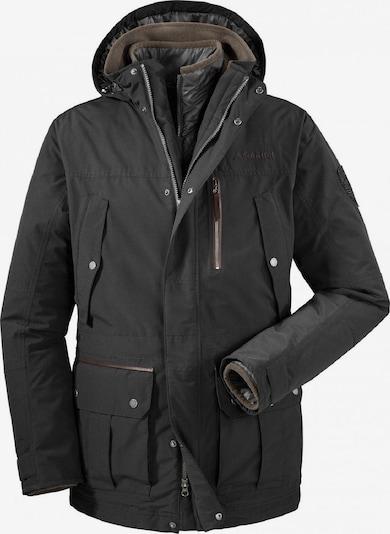 Schöffel Jacke 'Perseus DJ Loftinnenj' in schwarz, Produktansicht