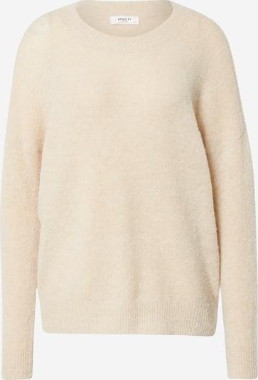 MOSS COPENHAGEN Pullover in hellbeige, Produktansicht