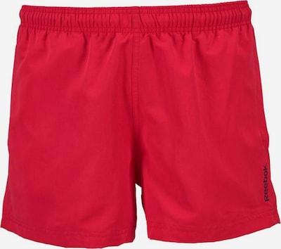 REEBOK Boardshorts in rot, Produktansicht