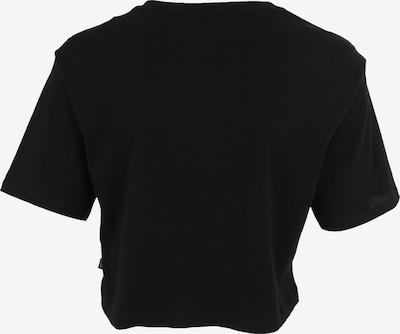 PUMA Shirt 'Elevated' in schwarz / weiß: Rückansicht
