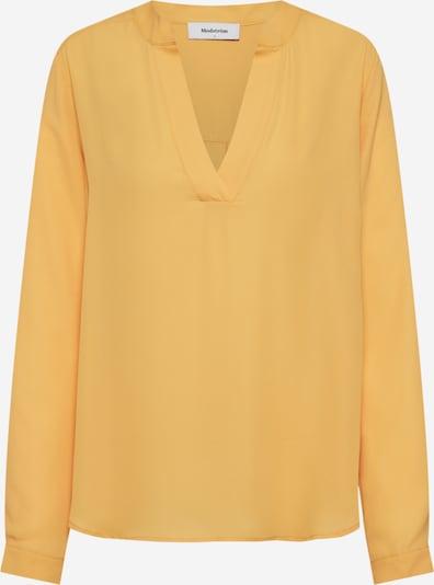 modström Blouse 'Billie' in de kleur Geel, Productweergave