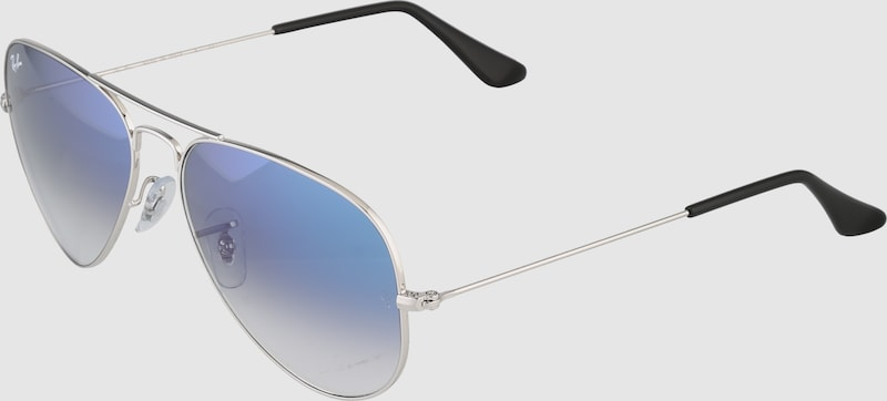 Ray-Ban Piloten-Sonnenbrille 'Aviator'