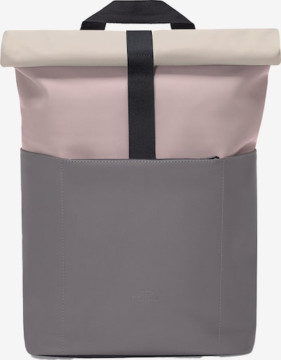 Ucon Acrobatics Rucksack 'Hajo' in creme / grau / rosa / schwarz, Produktansicht
