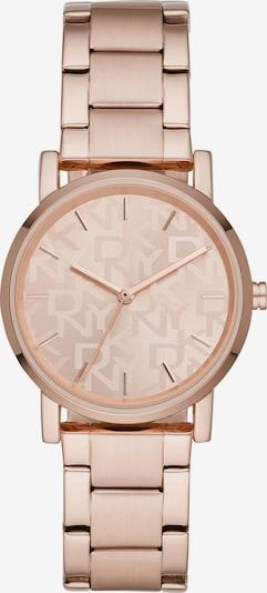 DKNY Damen-Uhren Quarz in rosé, Produktansicht