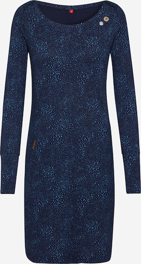 Ragwear Robe 'RIVER SPLASH' en bleu marine, Vue avec produit