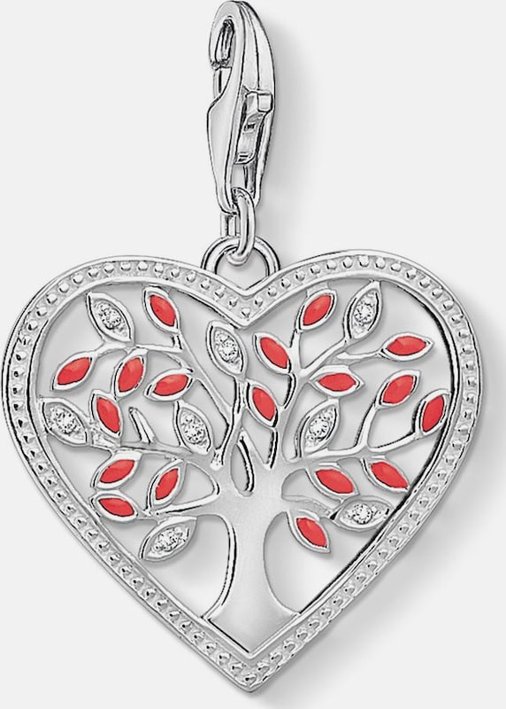 Thomas Sabo Charm-Einhänger 'Herz Tree of Love, 1504-041-27'