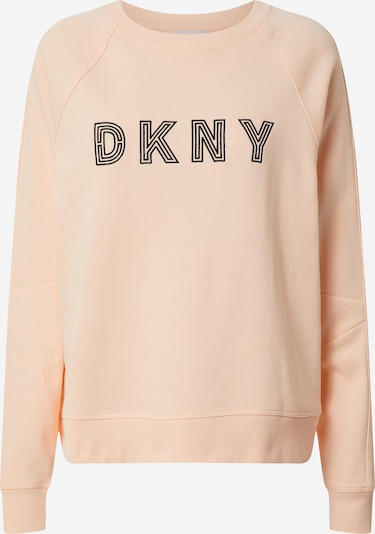 DKNY Performance Sweatshirt in de kleur Sinaasappel, Productweergave