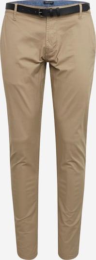 SHINE ORIGINAL Pantalon chino en sable, Vue avec produit