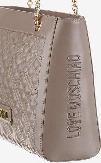 Love Moschino Shopper in grau, Produktansicht
