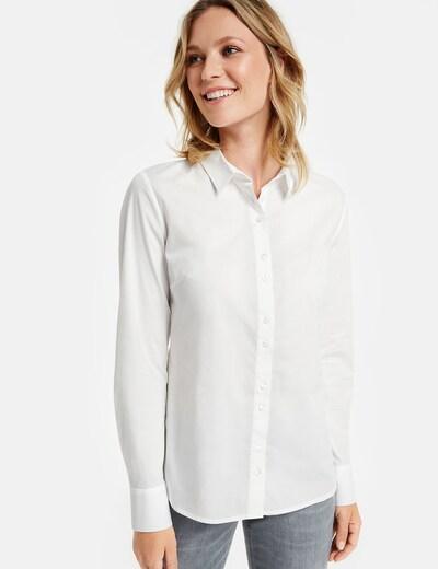 TAIFUN Bluse in weiß, Modelansicht