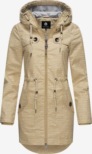 Peak Time Outdoorjacke ' L60154 ' in beige, Produktansicht
