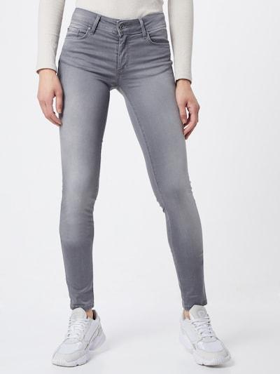 Salsa Jeans 'Wonder' in de kleur Grey denim, Modelweergave