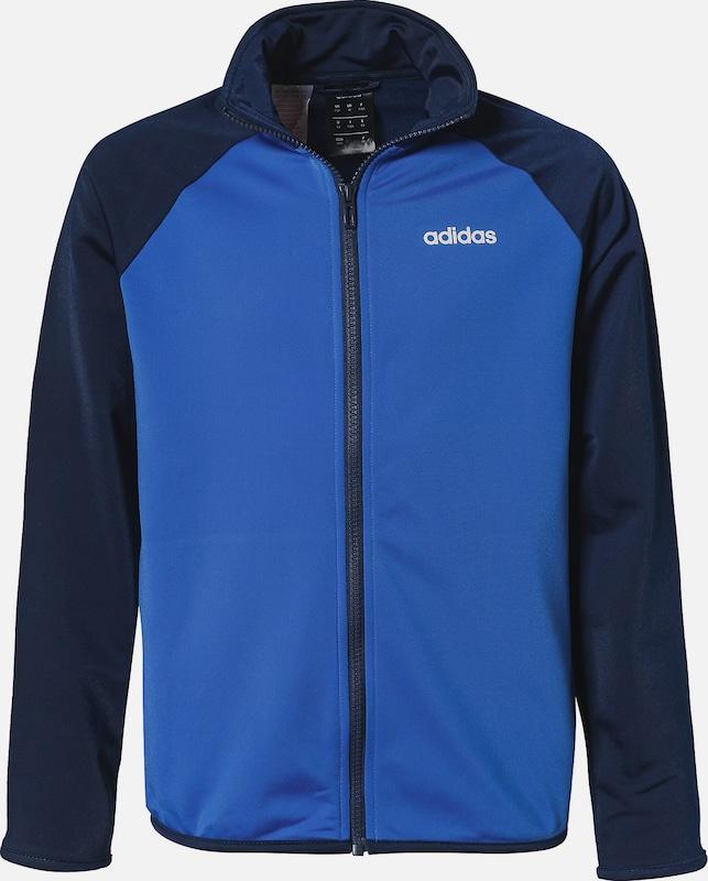 wholesale pretty nice really cheap ADIDAS PERFORMANCE Trainingsanzug 'Entry' in blau / navy ...