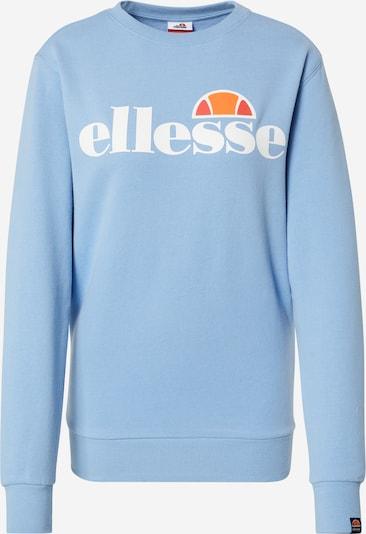 ELLESSE Sweatshirt 'Agata' in hellblau, Produktansicht