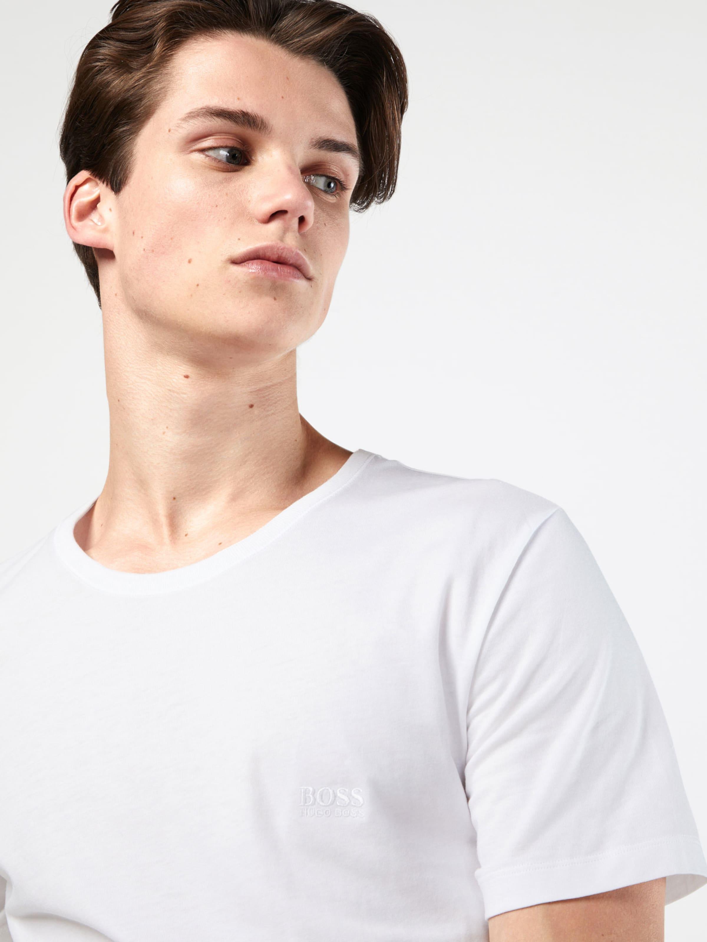 BOSS T-Shirt 'RN 3P CO' Steckdose Neu Großer Verkauf Shopping-Spielraum Online Phz4Z