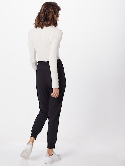 InWear Spodnie 'Nica' w kolorze czarnym: Widok od tyłu