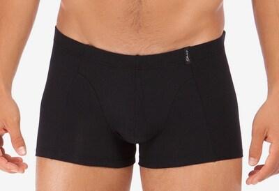 Skiny Boxers en noir, Vue avec modèle